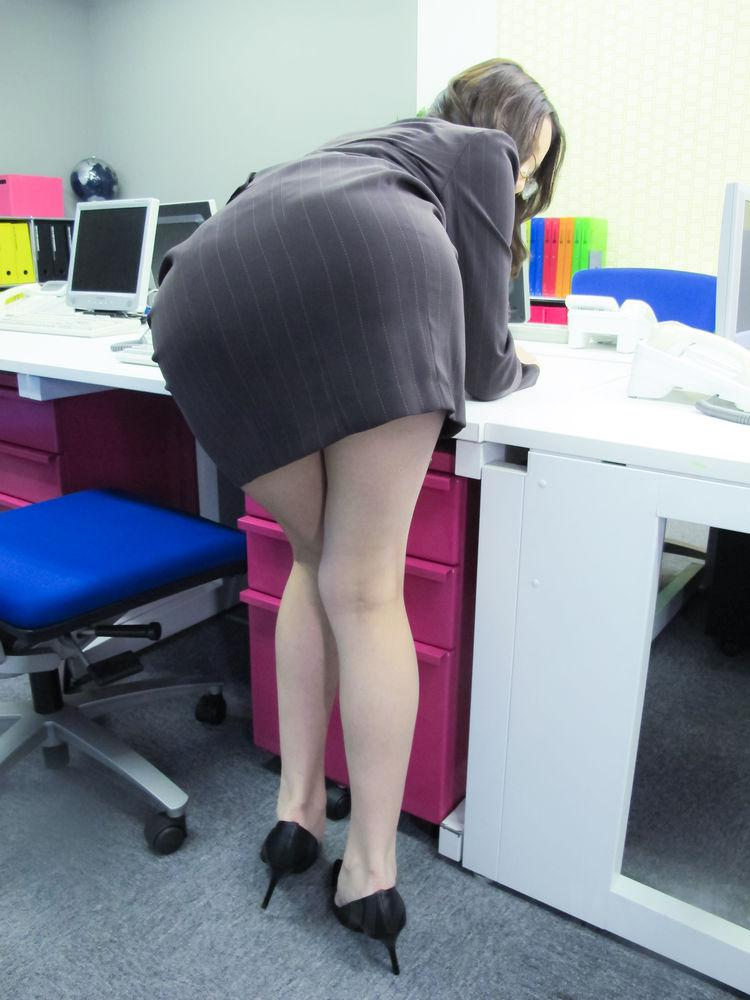 Sexy Office Girl Ibuki Huge Fuck From Her Behind By A -1330
