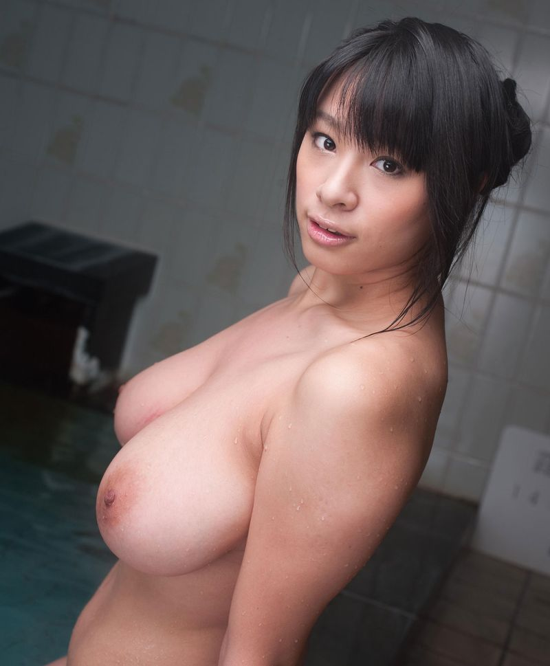 Bathroom Nude Body Posing Action By The Beauty Japanese -4599