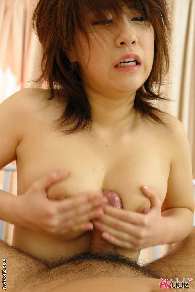 Sexy gorgeous naughty chick yui komiya open her dress and get pussy fucked
