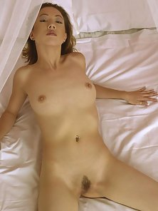 Super Slim Hot Asian Chick Getting Naked Showing Her Sweet Pussy