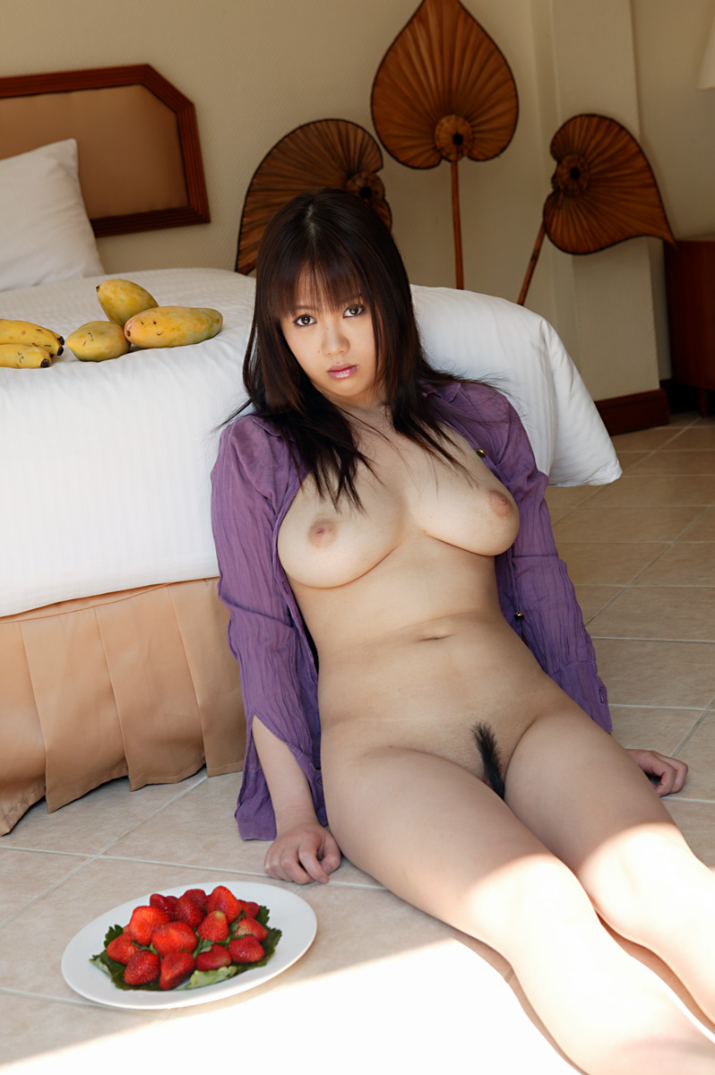Sexy Japanese Porn Mai Nadasaka Is Excitedly Showing Boobs-9935