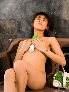 Super Sexy Thai Babes Exposing Their Horny Lesbian Act in Huge Passion