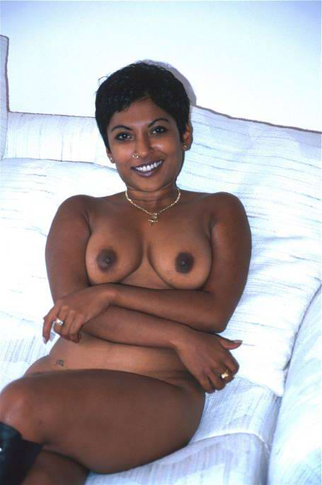Girl undressing and exposing her goods have