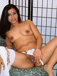 Indian Milf Gupet Strips and Gets Railed on Couch