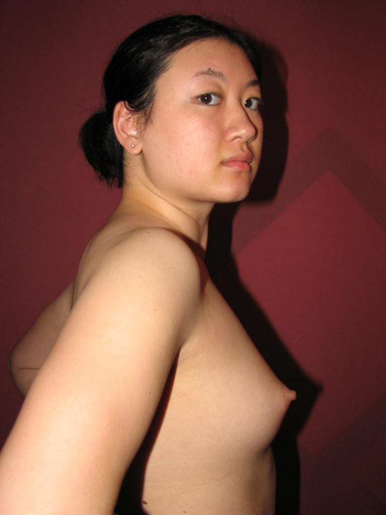 Asian pointy nipples