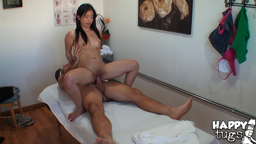 video real asian massage