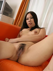 White Dressed Hot Babe Eiko Arita Rammed Badly By Monster Wang