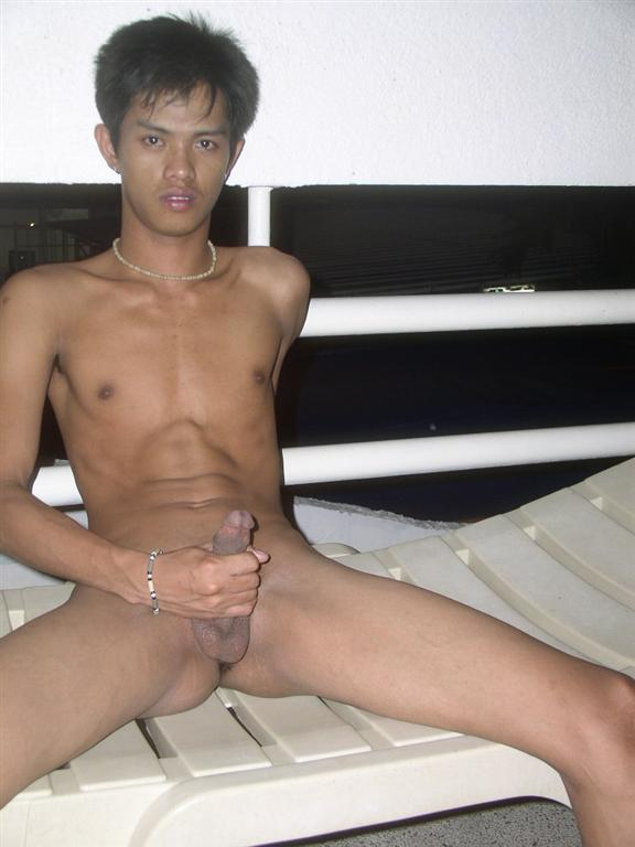 Naked skinny asian boys