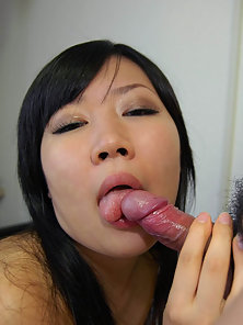Glamorous Japanese Chick Having Hard Fuck by Her Bf in Doggy Style