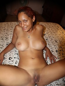 Young big-tittied Dominican chica Maria fucks black dick