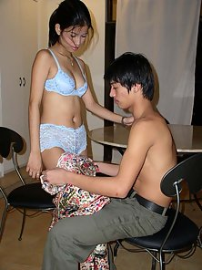 Amateur Asian Anna Takes Fucking and Licking Pleasure By Her Boyfriend