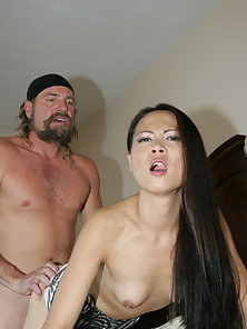 Dirty Sexy Nyomi Zen Exposing Her Naughty Sex Activity by a Young Guy