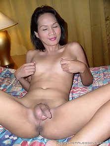 Fully Nude Hot Young Shemale Massive Nailed Her Slit In Huge Enjoyment
