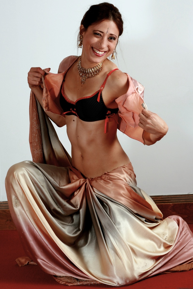 indian nude young charming