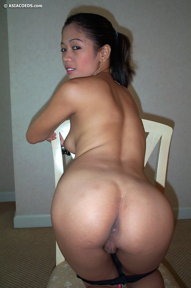 Big butt filipina
